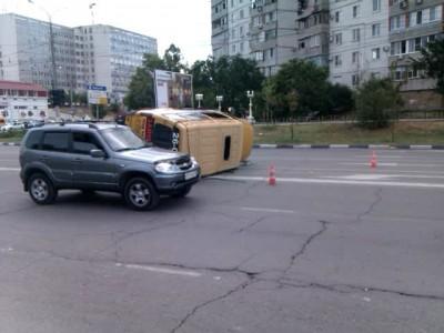 Авария Новороссийск