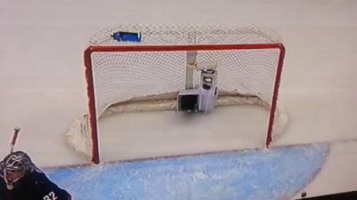 Россия США хокей победный гол был, ворота не приподняты