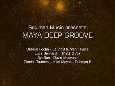Maya Deep Groove EP