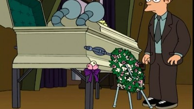Плохие похороны Бендера