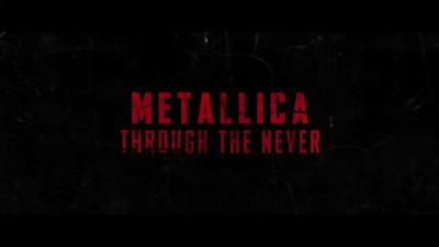 Metallica - through the never - orion final titles HD