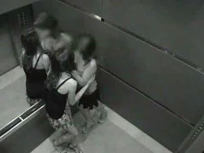 Что происходит в лифтах Вегаса