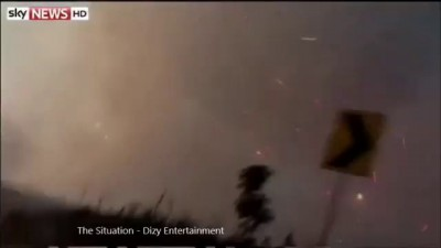 Fireworks Factory Explodes In Colombia | Huge Explosion As Fireworks Factory Explodes || VIDEO