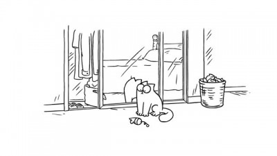 Mirror Mirror - Simon's Cat