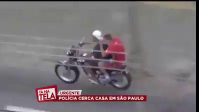 Погоня в Сан Паулу