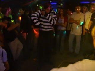Победитель танцевального чемпионата