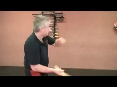 Modern Arnis Minute #2 - Double Stick Disarming