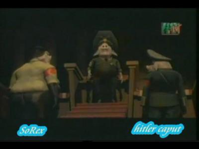 _Клип - Hitler Caput