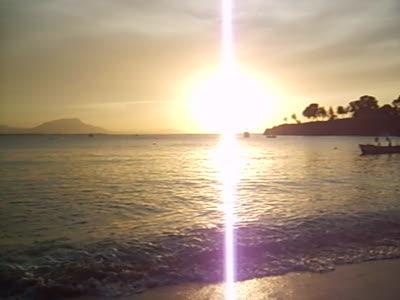 Вечер в Доминикане