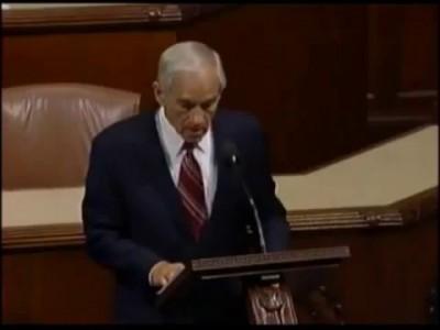 Конгрессмен Рон Пол: Война неизбежна