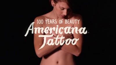 100 Years of Beauty: Episode 14 - Americana Tattoo (Casey)
