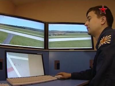 Тренажер учебно-боевого самолета Як-130