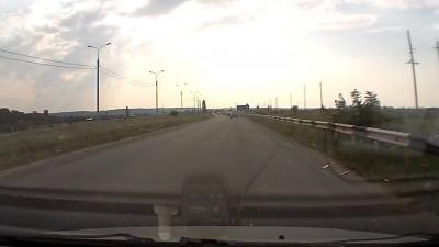Король автострады чёрный джип мерен Е001ММ01