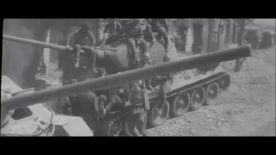 Самоходку танк любил