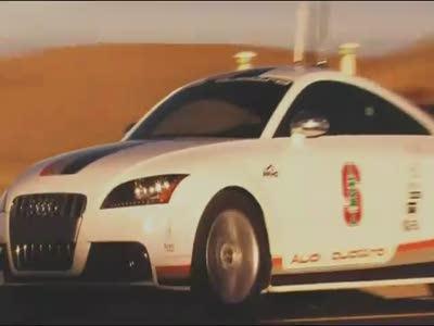 Autonomous Audi TTS ascends Pikes Peak without a driver
