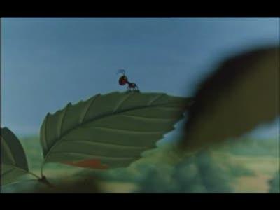 Путешествие муравья (трейлер)