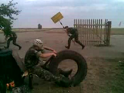 в армии делать нехуй
