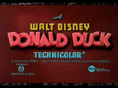 Мистер Дак идет на свидание / Mr. Duck steps out