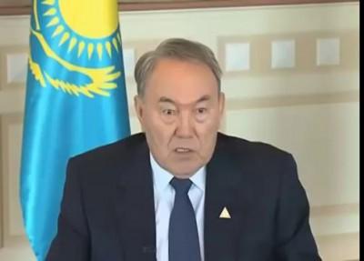Нурсултан Назарбаев о безграничной Украине