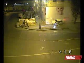 ДТП, совершенные автохулиганами в г. Баку