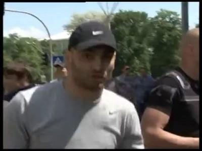 Беспорядки в Киеве, 18 мая