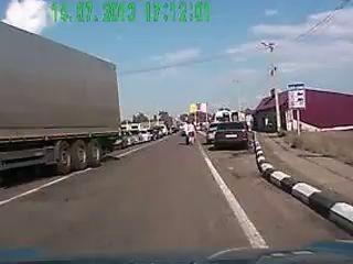 очередь на границе Кучурган- Тирасполь