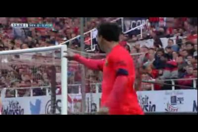 SEV - FCB 0-1