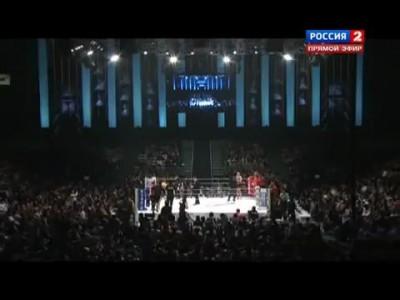 Федор Емельяненко против Сатоси Ишии 31 декабря 2011 бой!