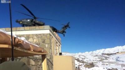 AH-64 Apache Crash Afghanistan