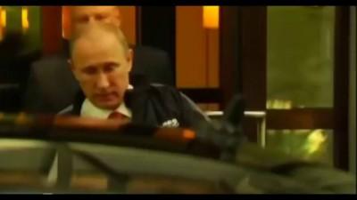 "«Будь жестким, как Владимир Путин» ""Go hard like Vladimir Putin"" A.M.G. - Go Hard"