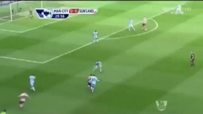 Manchester City 3-3 Sunderland
