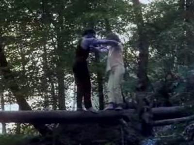 Грязные танцы - отрывок из фильма