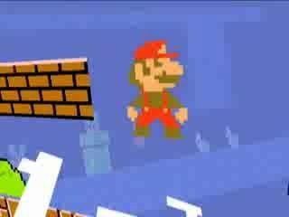Марио 25 лет