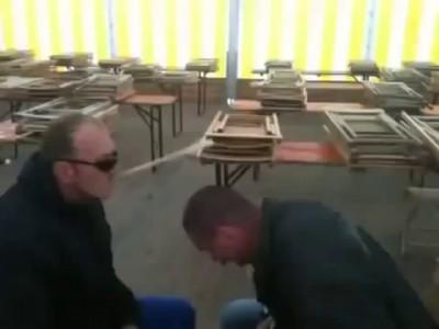 Как украинец поляка обманул