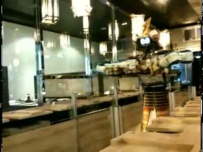 Hajime - Robot Restaurant