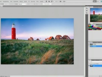 Уроки Photoshop CS5: Заливка с учетом содержимого