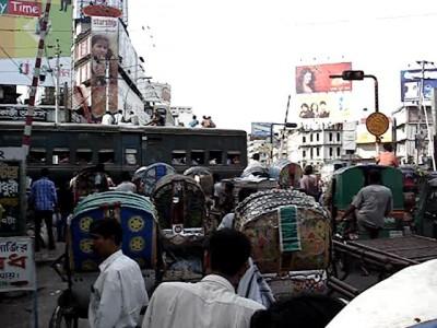Поезд в Бангладеш 2