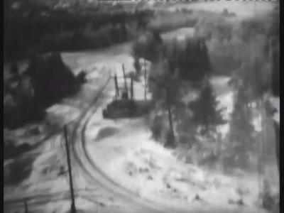 Яренск зимой 1976год