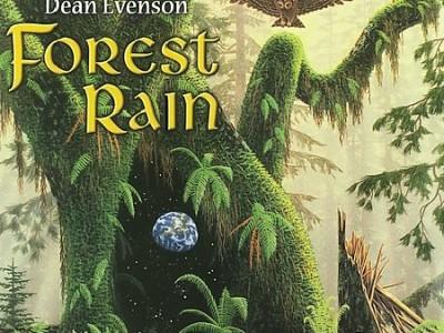 Dean Evenson - Forest Rain