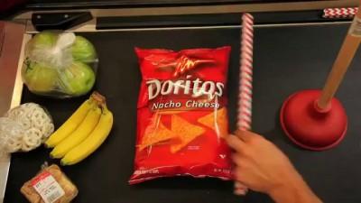 Doritos - Express Checkout - Super Bowl 2013 Commercial