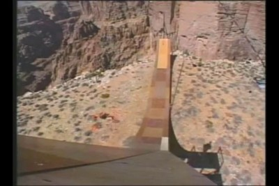 Bob Burnquist Grand Canyon Jump