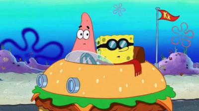 Заправьте нас (Sponge Bob)