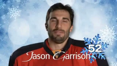 Florida Panthers' Happy Holiday Message - Christmas 2011