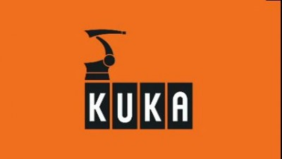 Production of a KUKA robot in Germany