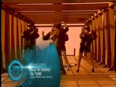 Branka Sovrlic - Bilo bi dobro za tebe - (Official Video 1995)