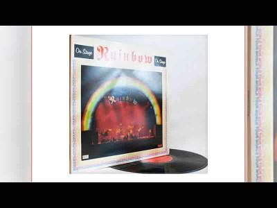 Rainbow - On Stage (1977) (Vinyl 2LP Live)