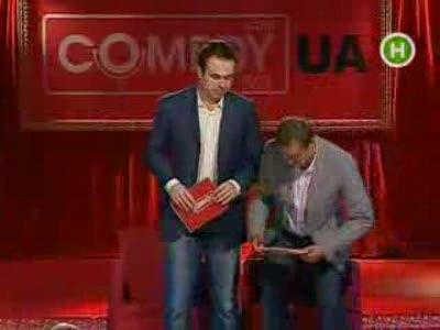 Comedy Club UA - Таксист армянин