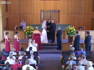 Придурок на свадьбе