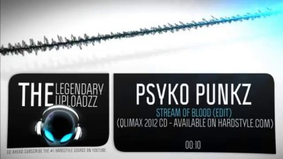 Psyko Punkz - Stream of Blood (Edit) [HQ + HD]