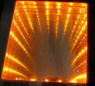 Световой тоннель